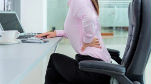 Lower back pain at work - 265article.com